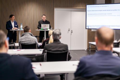 Vortrag von WN-Technical Training in der Wirtschaftskammer Wien, Februar 2020©Mag.Barbara.Lachner Photosandmore.at