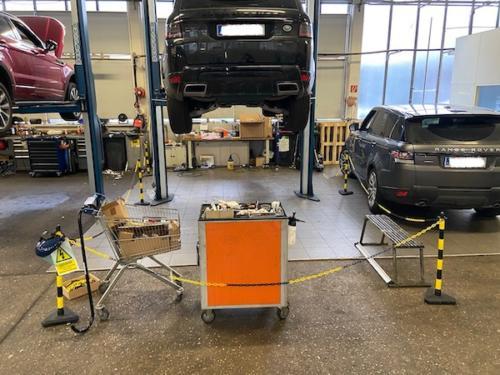 WN-Technical Training: Gesicherter Hochvolt-Arbeitsplatz – Gesamtüberblick