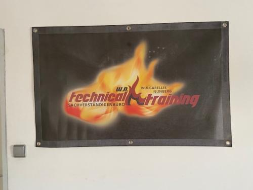 Banner von WN-Technical Training.