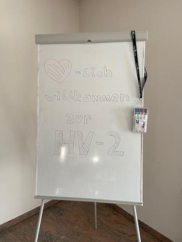 Herzlich Willkommen bei der HV2-Ausbildung bei WN-Technical Training.